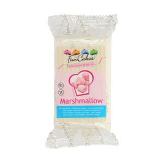 wiite rolfondant marshmallow FunCakes