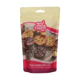 akvaste melkchocolade chunks