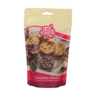 bakvaste pure chocolade