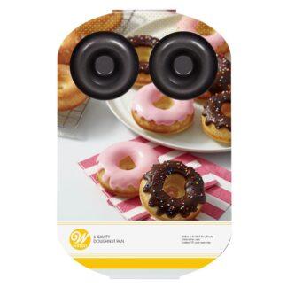 donut bakvorm voor 6 donuts