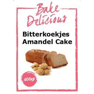 Bitterkoekjes Amandel Cake van Bake Delicious