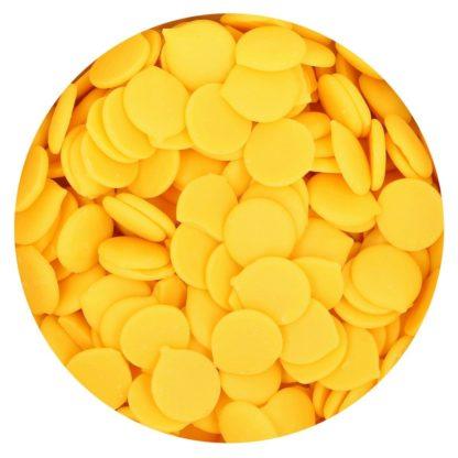Smeltsnoep geel