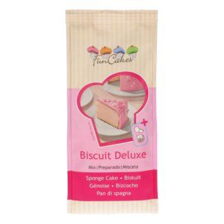 FunCakes mix voor biscuit deluxe in 500 gram zak