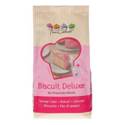 FunCakes Mix voor Biscuit Deluxe 1 kilogram verpkking