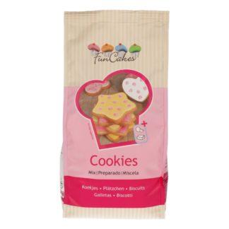 Funcakes mix voor cookies 1 kg koekjes bakmix