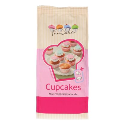 FunCakes mix voor cupcakes zak 500 gram