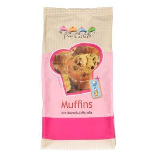 FunCakes mix voor muffins 1 kilogram