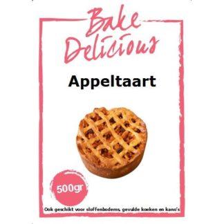 mix voor appeltaart Bake Delicious