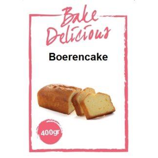 mix voor boerencake van Bake Delicious