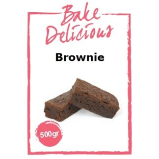 Mix voor brownie van Bake Delicious