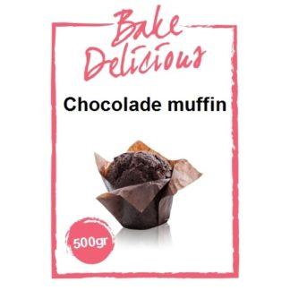 mix voor chocolade muffins