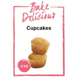 mix voor cupcakes Bake Delicious 5 kilogram