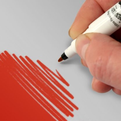 eetbare stift rood