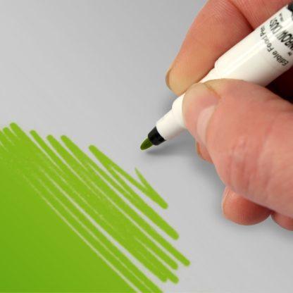 Eetbare stift groen