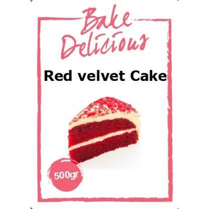 mix voor red velvet cake