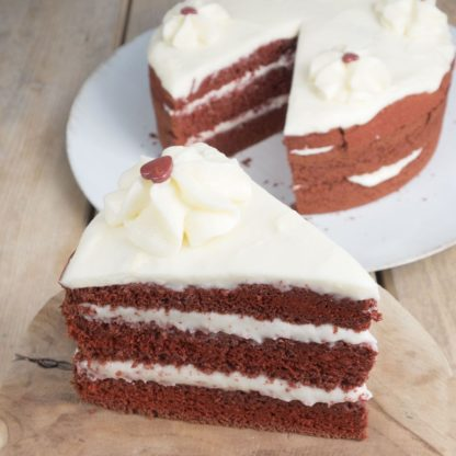 mix voor red velvet cake