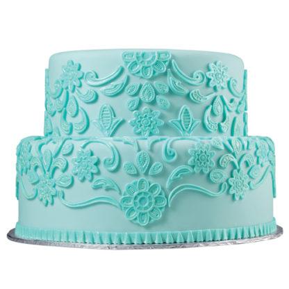Mold Wilton Fondant & Gum Paste Mold Lace