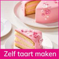 zelf taart maken