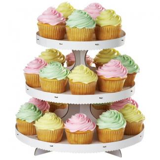 Cupcake plateaus