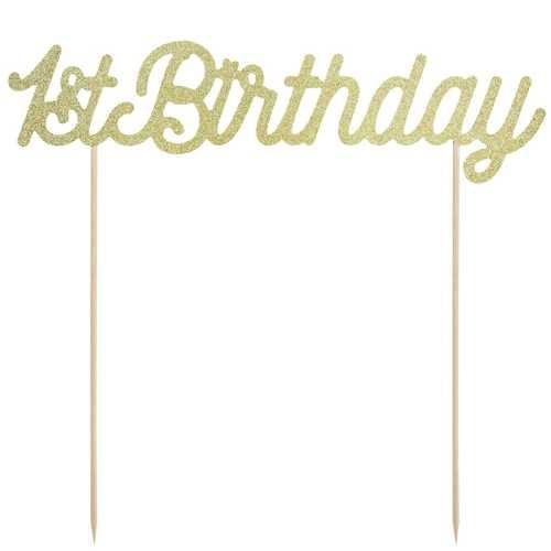/1/s/1st_birthday_cake_topper_goud.jpg