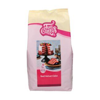 red velvet cake mix FunCakes 4 kilogram