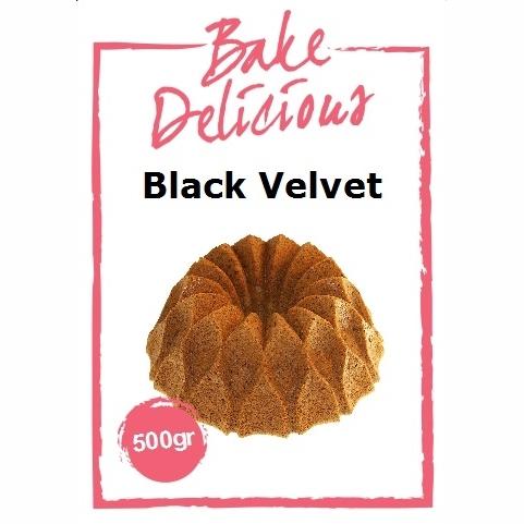 Black Velvet Cake mix