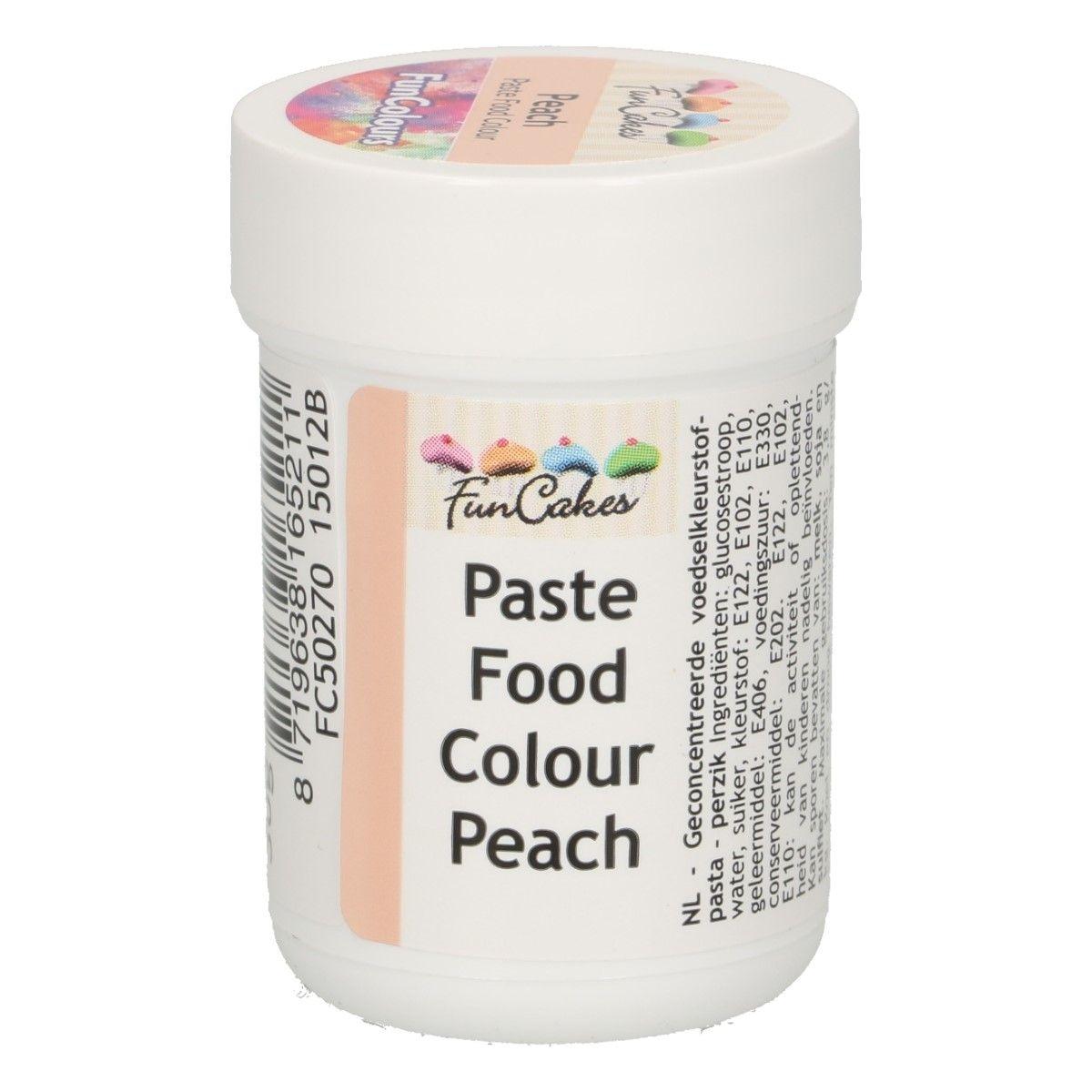 FunCakes FunColours Paste Food Colours