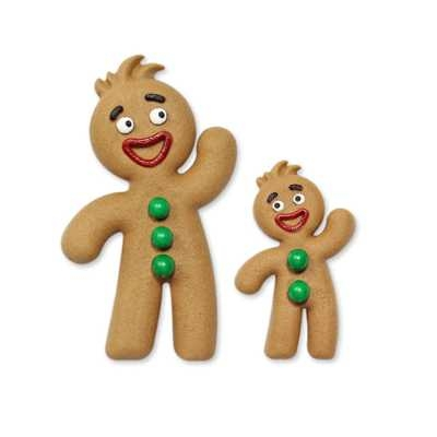 Mould Gingerbread Man