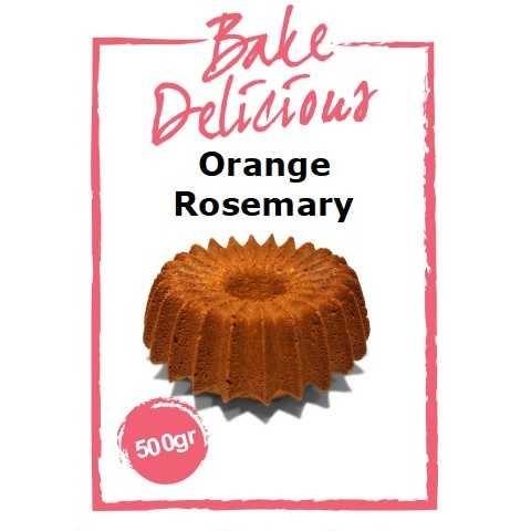 Mix voor orange rosemary cake