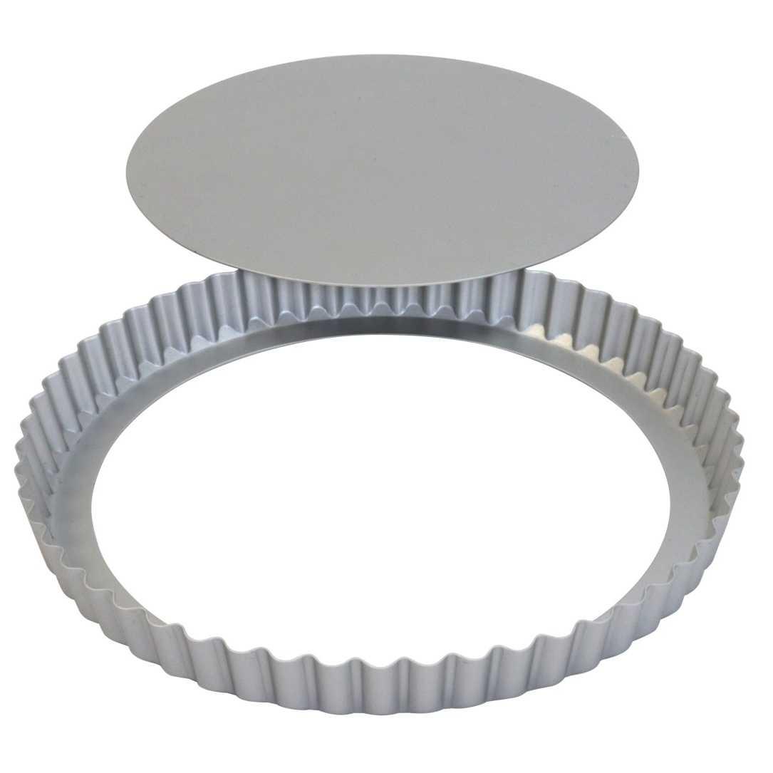 PME Loose Bottom Flan Pan 25 cm