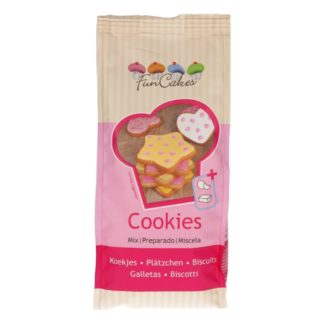 Ingrediënten-koekjes