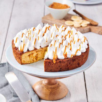 Banoffee Cake MIx