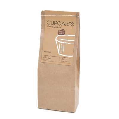 mix voor cupcakes brownie house of marie