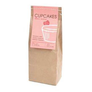 house of marie mix voor cupcakes aardbei-basilicum 500 gram