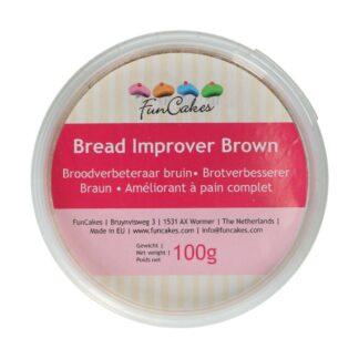 Verpakking Funcakess broodverbeteraar bruin