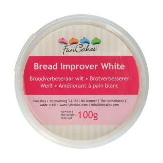 verpakking broodverbeteraar wit funcakes