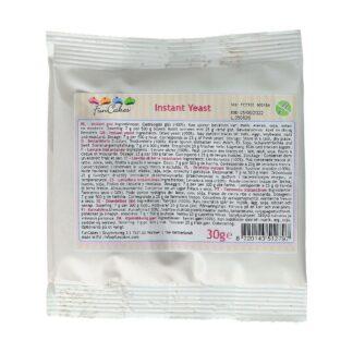 verpakking funcakes 30 gram instant gist