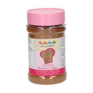 kokosbloesemsuiker van Funcakes pot 200 gram
