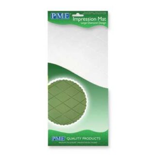 pme impression mat large diamond design