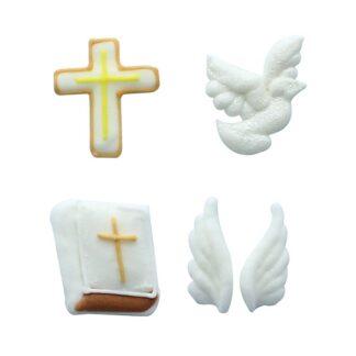 Suikerdecoratie 1e communie van Culpitt