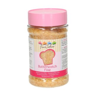 fijne butterscotch FunCakes Pot 250 gram