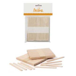 houten ijsstokjes 100 stuks