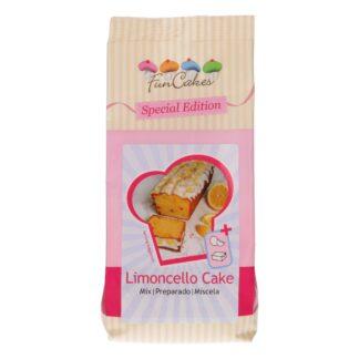 Mix voor limoncello cake FunCakes 400 gram
