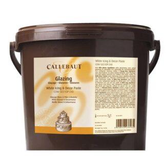 Callebaut rolfondant wit emmer 7 kilogram