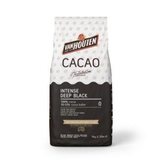 Van Houten zwarte cacao poeder 1 kilo