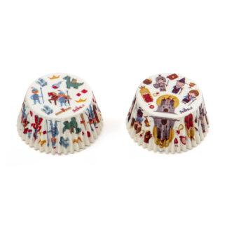 sprookjes cupcake papiertjes