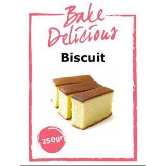 Bade Delicious mix voor biscuit 250 gram