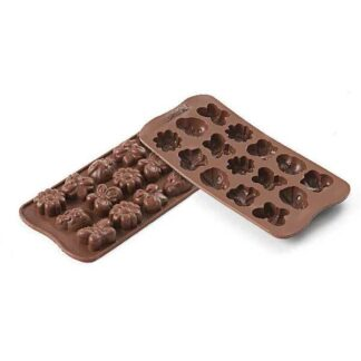 Siliconen Chocolade Mallen