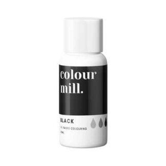 colour mill kleurstof zwart