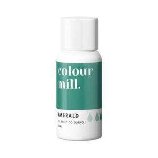 colour mill kleurstof smaragd groen
